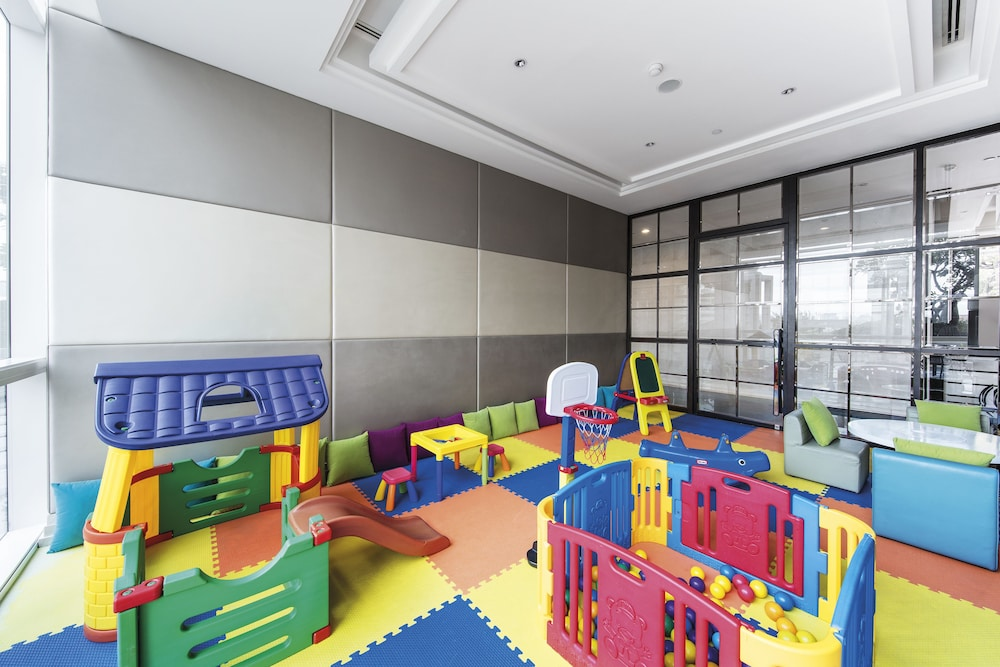 Children's Play Area - Indoor, Grande Centre Point Hotel Terminal 21