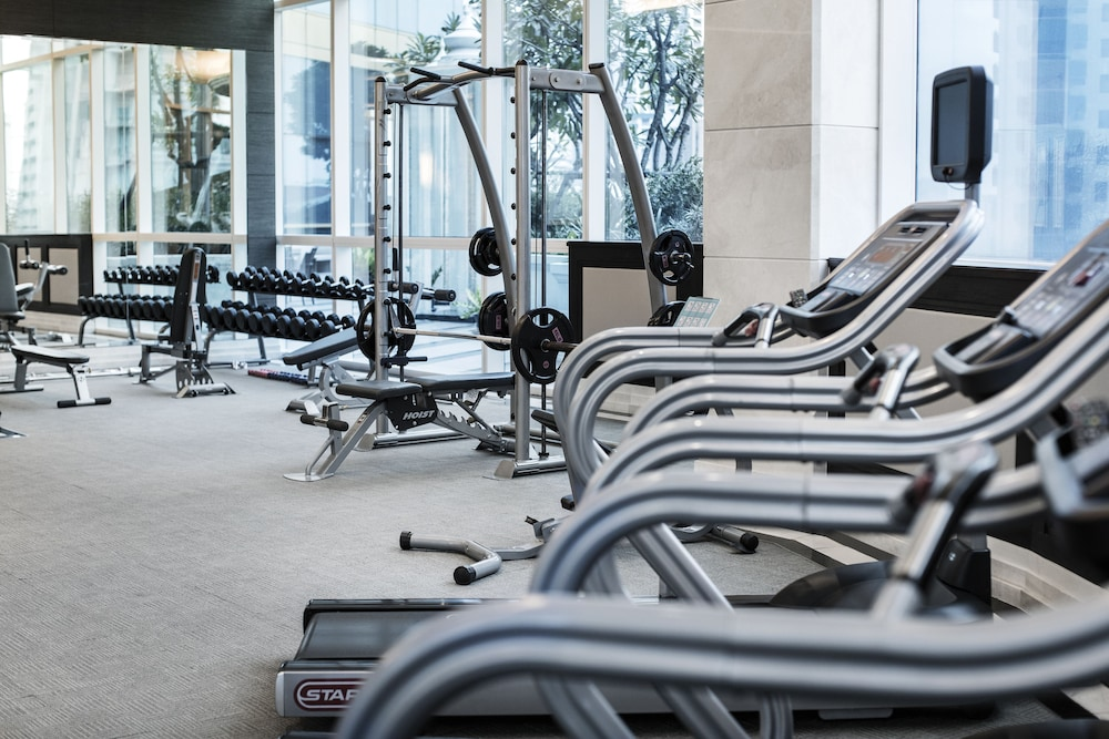 Fitness Facility, Grande Centre Point Hotel Terminal 21