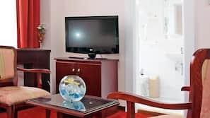 Télévision de 29 pouces avec chaînes par câble