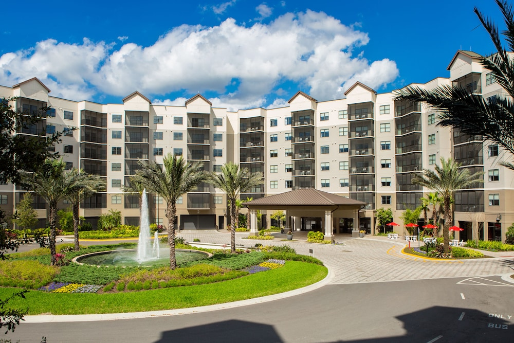 Front of Property, The Grove Resort & Water Park Orlando