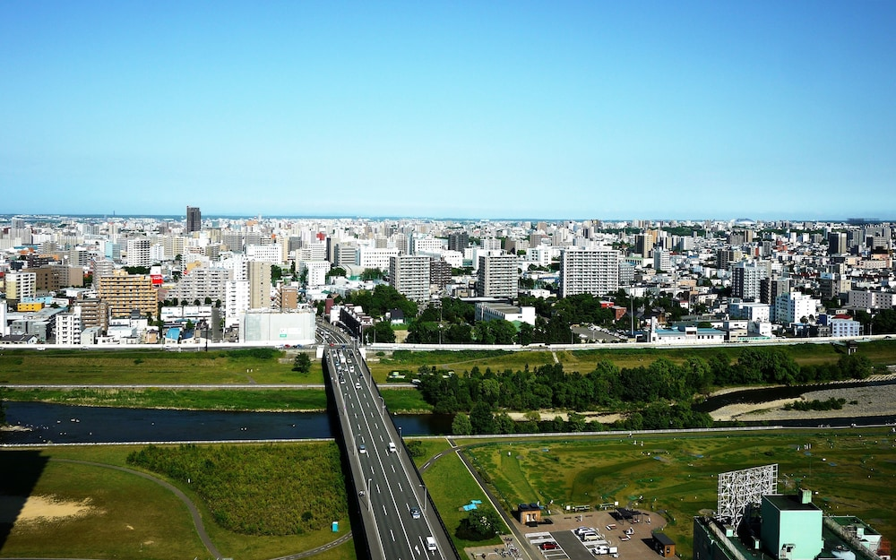 View from Property, HOTEL MYSTAYS PREMIER Sapporo Park