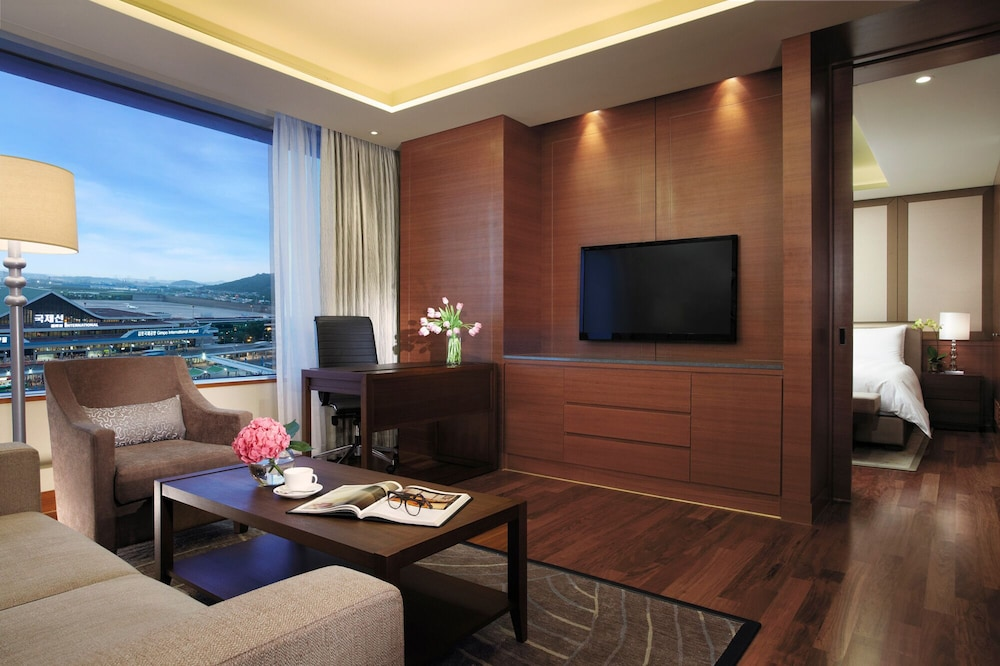 Living Area, Lotte City Hotel Gimpo Airport
