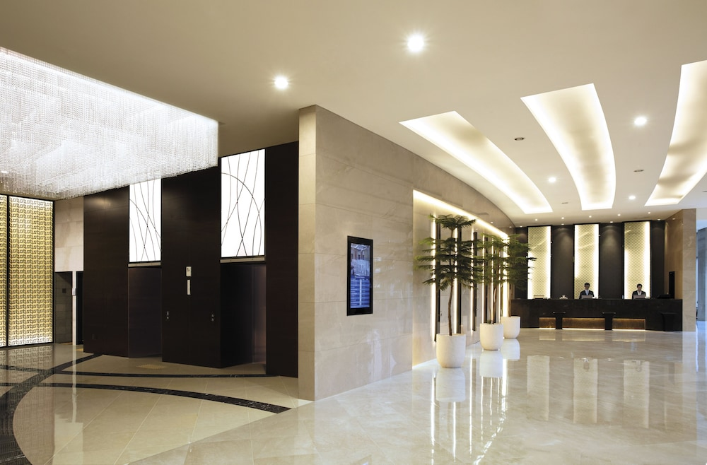 Lobby, Lotte City Hotel Gimpo Airport