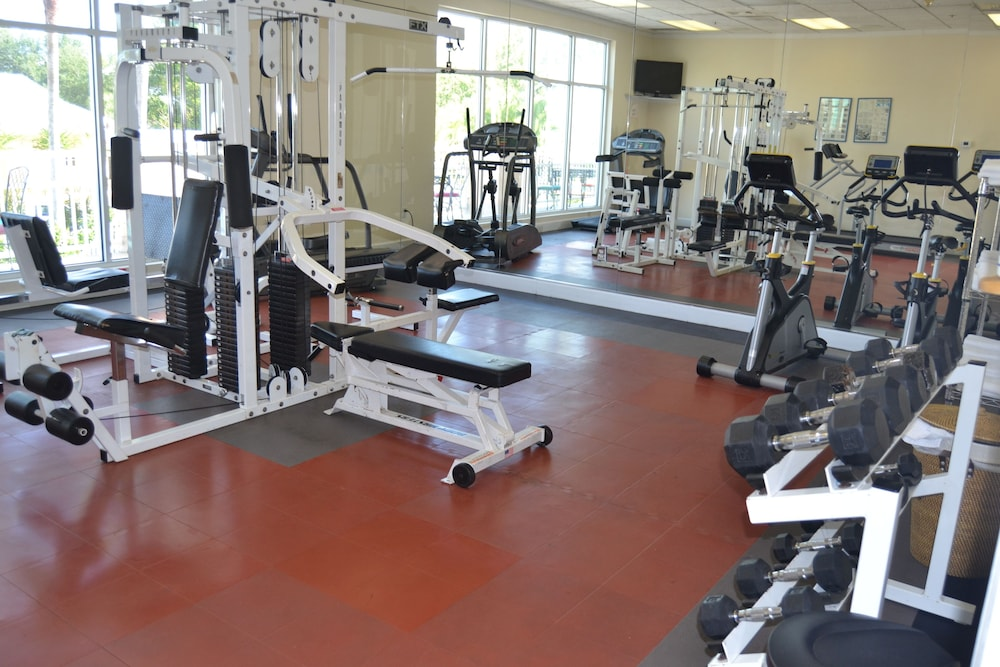 Fitness Facility, Cypress Pointe Resort by Diamond Resorts
