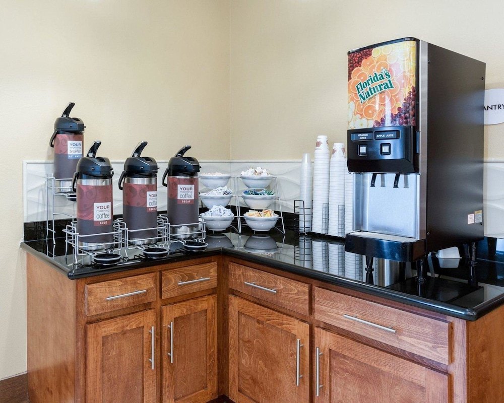 Coffee Service, Comfort Suites at Katy Mills