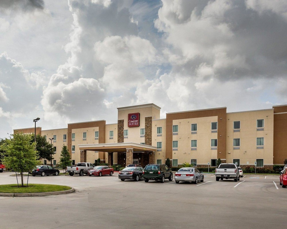 Exterior, Comfort Suites at Katy Mills