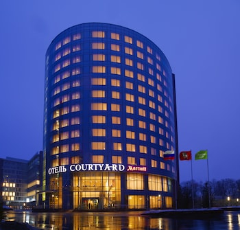 Courtyard by Marriott Moscow Paveletskaya Hotel