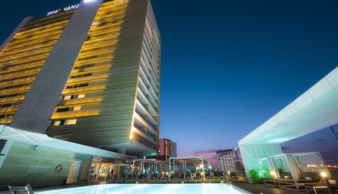 Epic Sana Luanda Hotel In