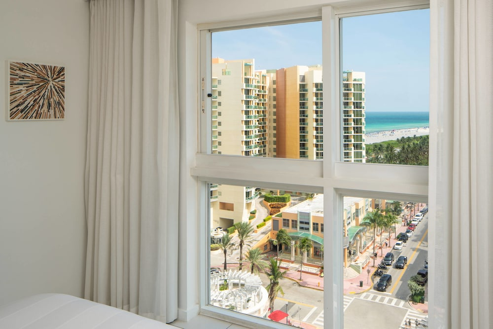 View from Room, Royal Palm South Beach Miami, a Tribute Portfolio Resort