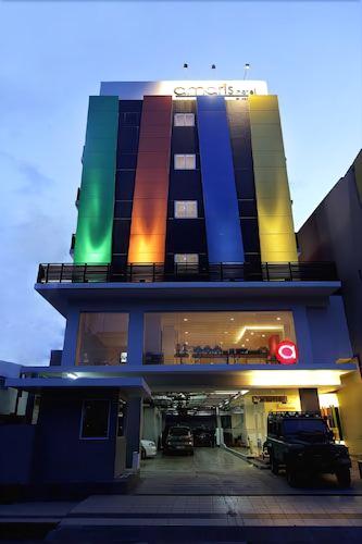 帕纳库康地区艾玛利斯酒店