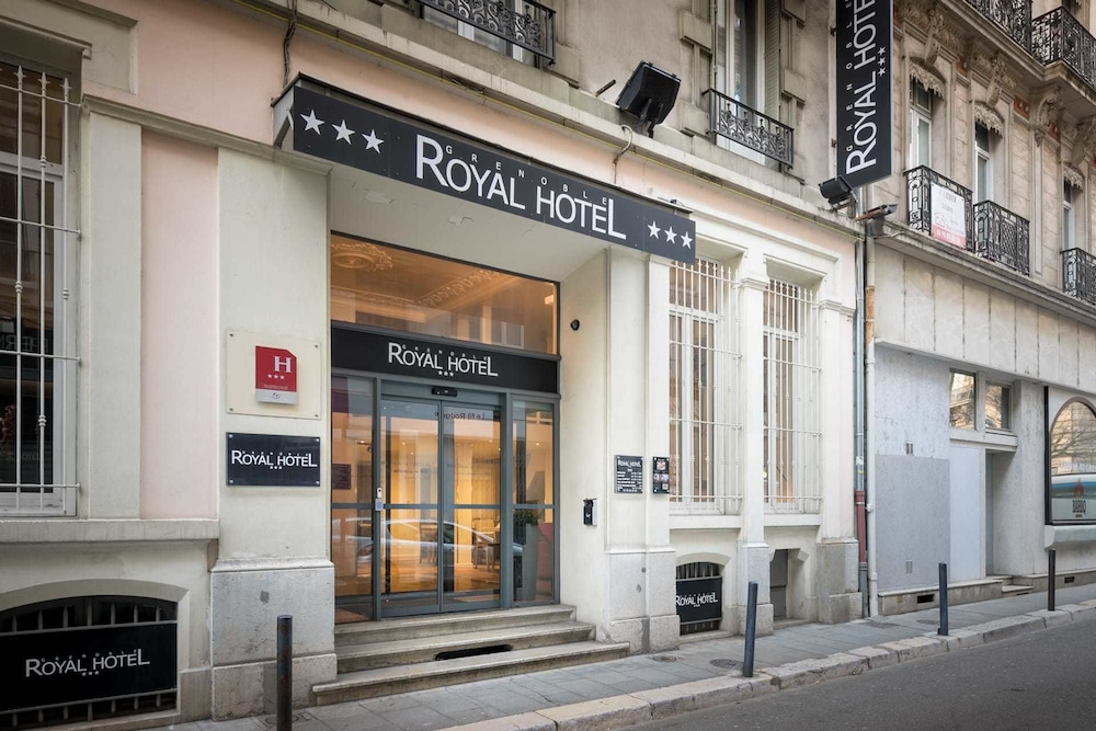 Royal Hôtel Grenoble Centre