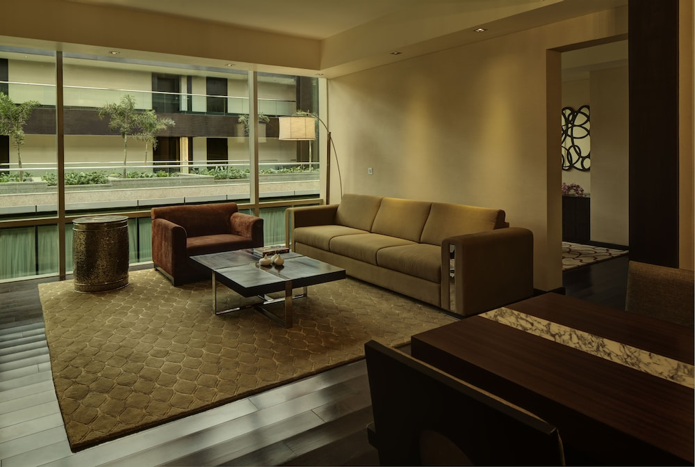 Living Area, Park Hyatt Hyderabad