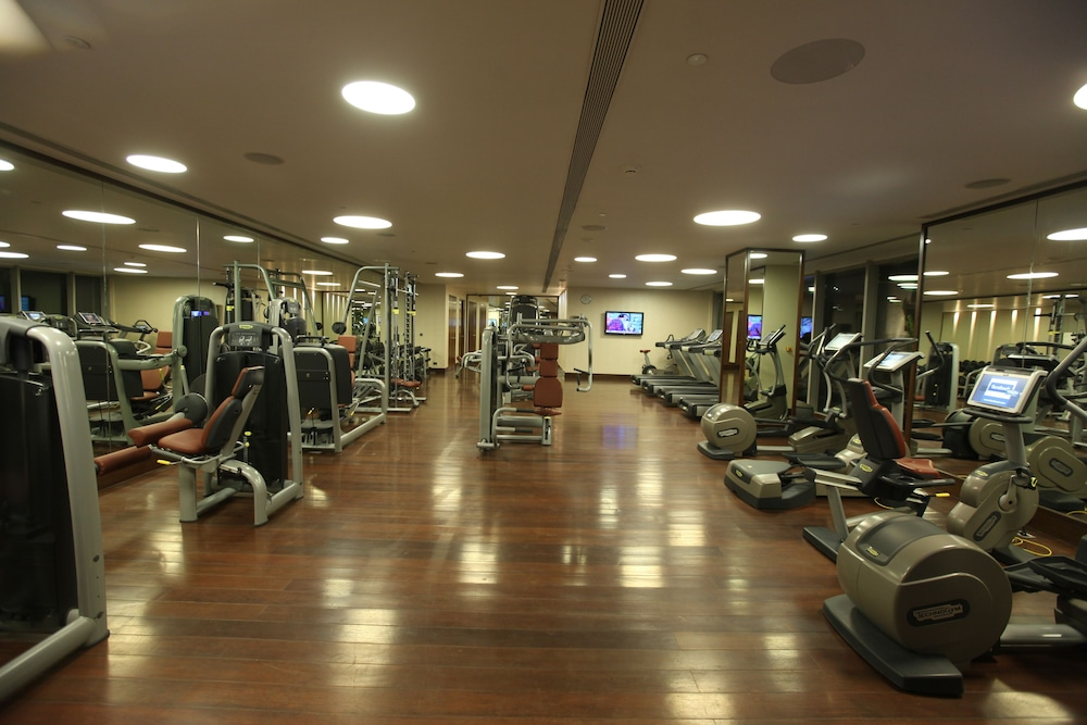 Gym, Park Hyatt Hyderabad