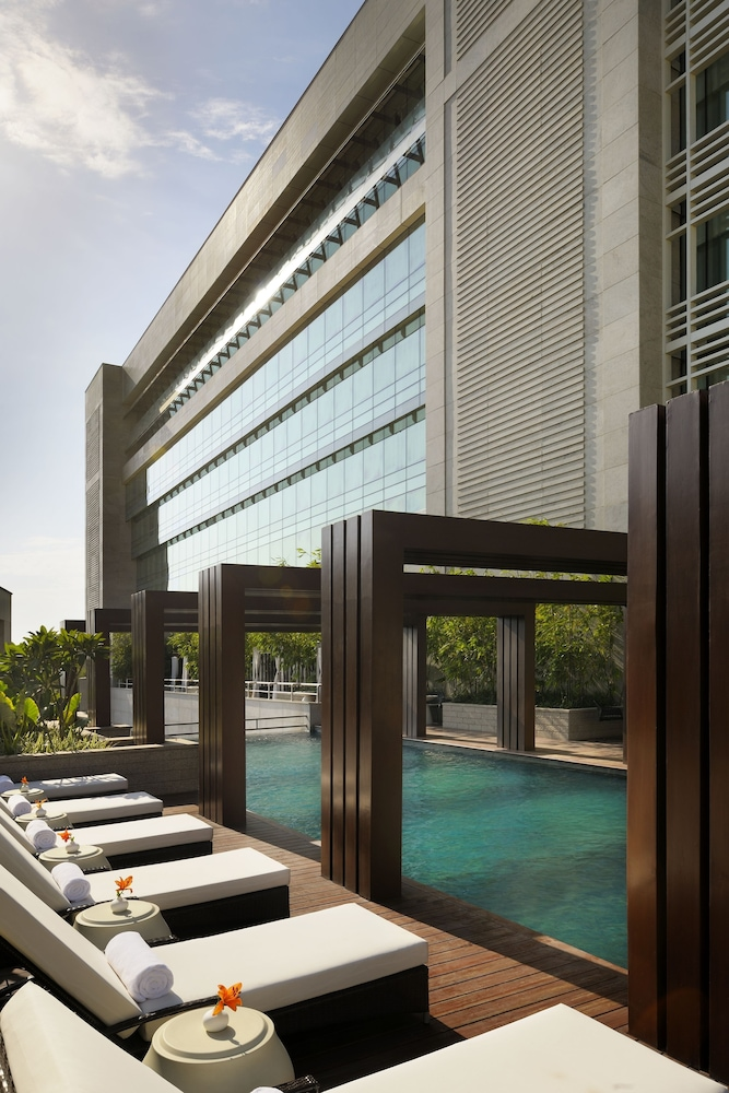 Outdoor Pool, Park Hyatt Hyderabad
