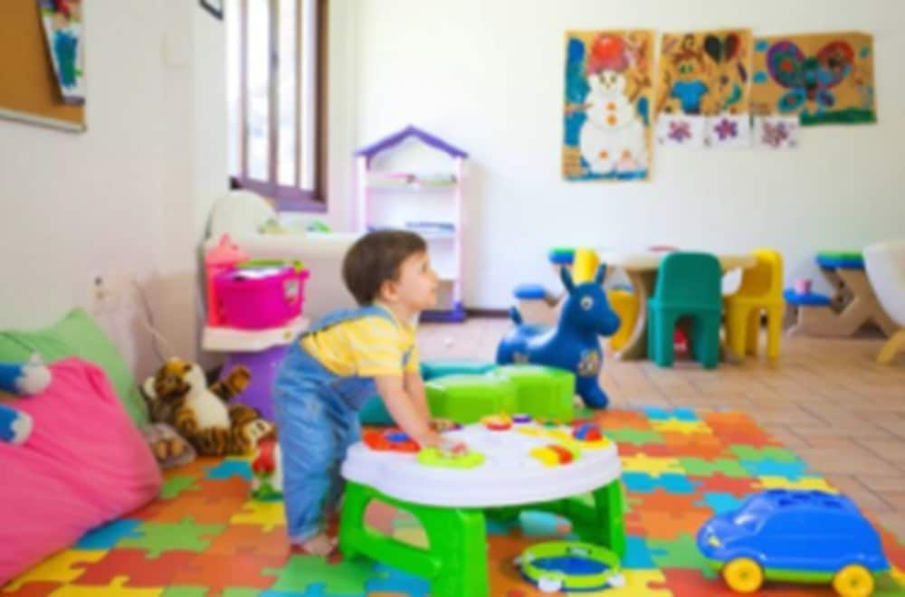 Children's Area, Infinity Blue Resort & Spa