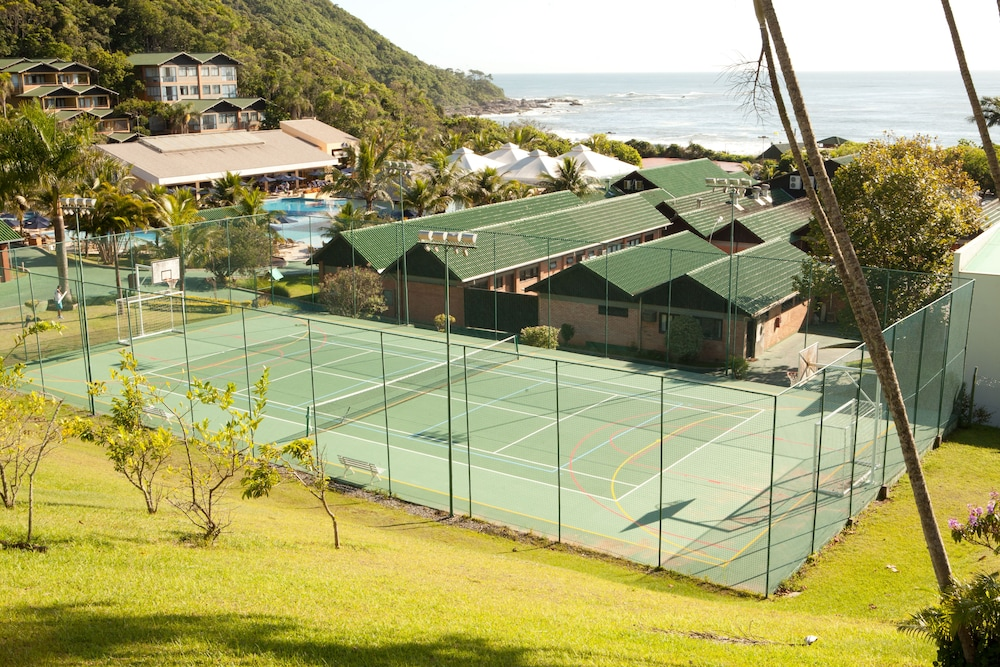 Tennis Court, Infinity Blue Resort & Spa
