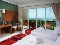 Deluxe Room, Sea View