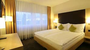 In-room safe, free cribs/infant beds, free WiFi, alarm clocks