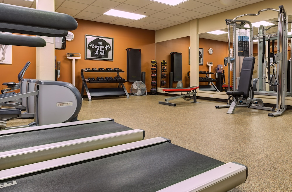 Fitness Facility, Inn at the 5th