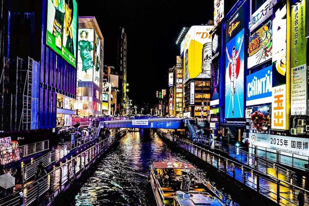 Red Roof Plus Osaka Namba Osaka Japon Expedia Fr