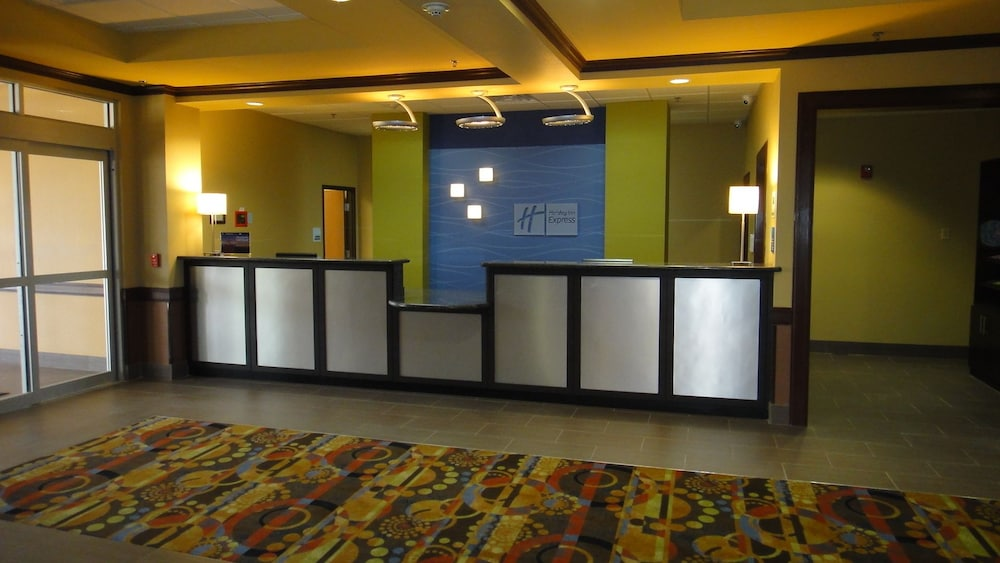 Interior, Holiday Inn Express and Suites George West