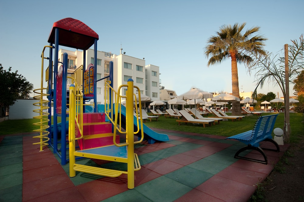 Children's Play Area - Outdoor, Frixos Suites Hotel Apts