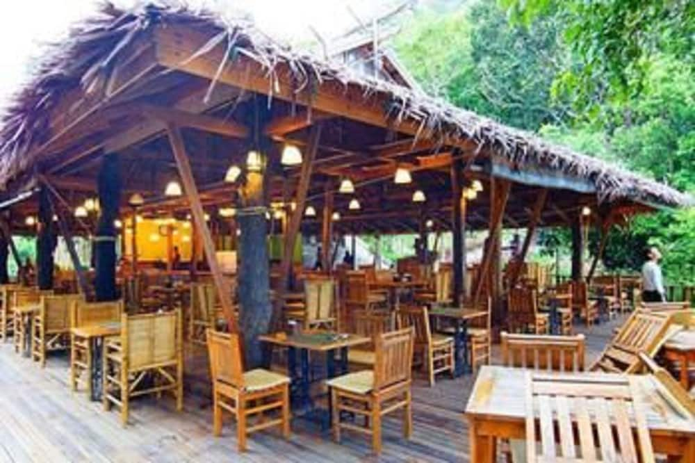 Outdoor Dining, Railay Great View Resort