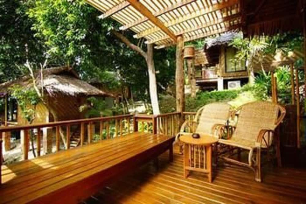 Balcony, Railay Great View Resort