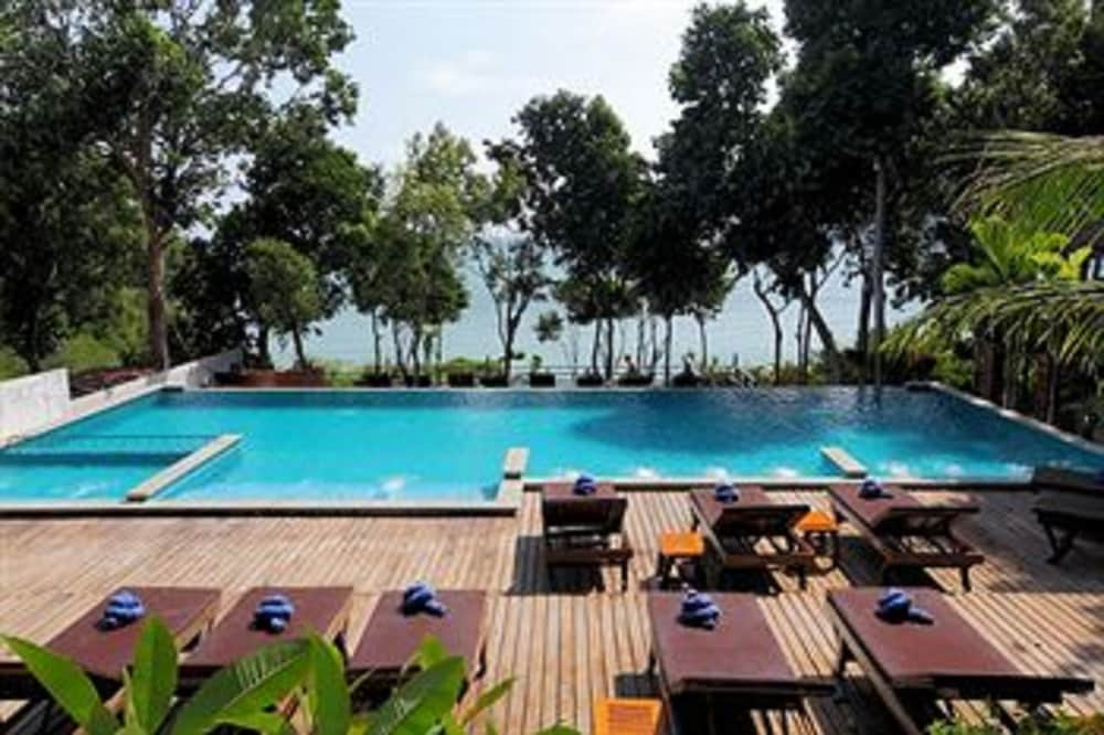 Outdoor Pool, Railay Great View Resort