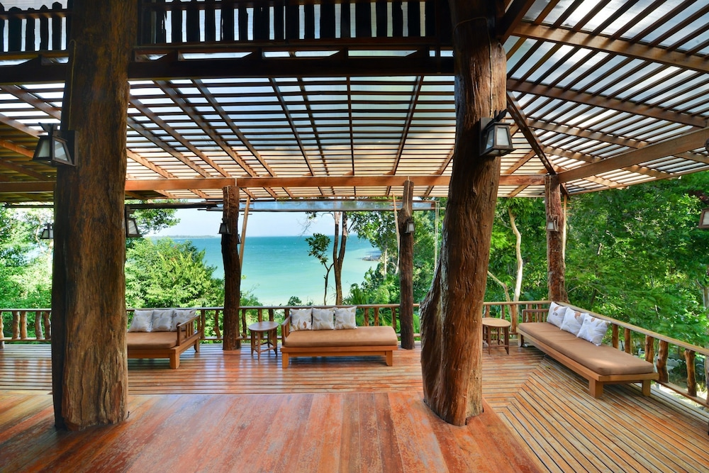 Terrace/Patio, Railay Great View Resort