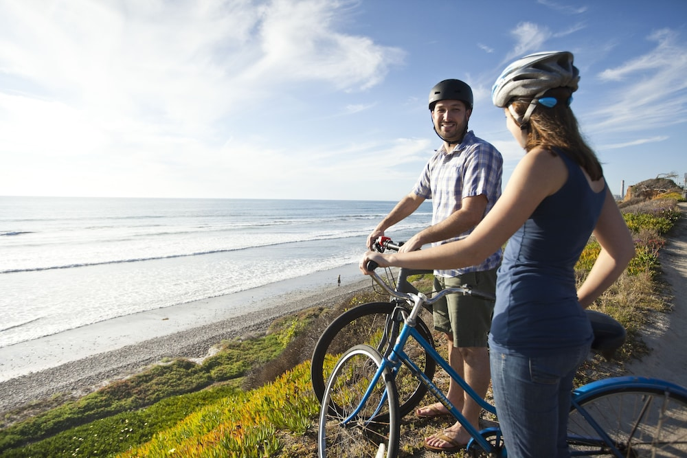 Bicycling, Cape Rey Carlsbad Beach, a Hilton Resort & Spa