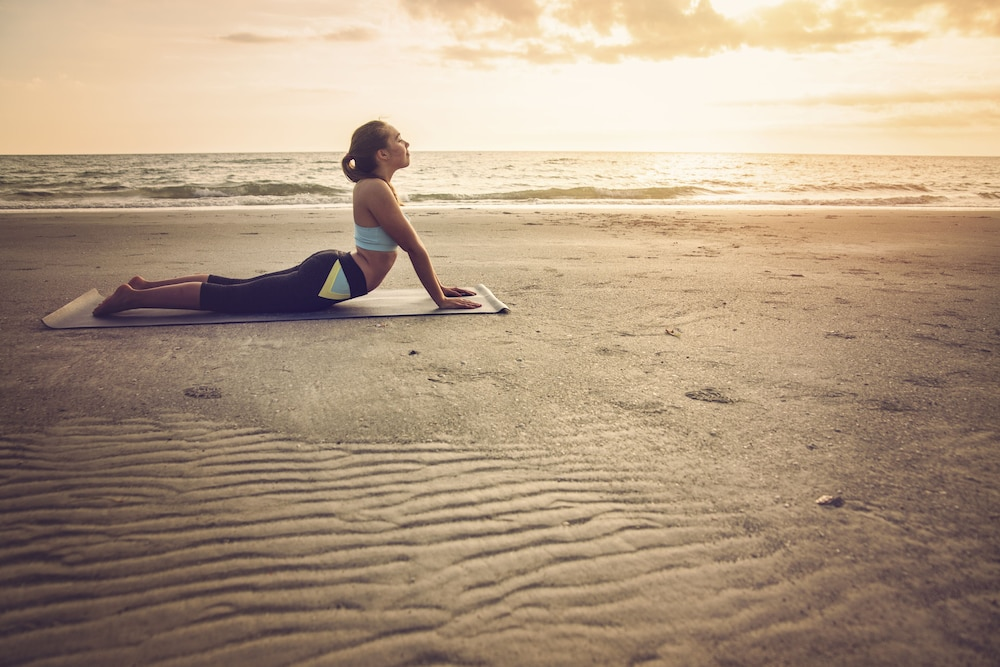 Yoga, Cape Rey Carlsbad Beach, a Hilton Resort & Spa