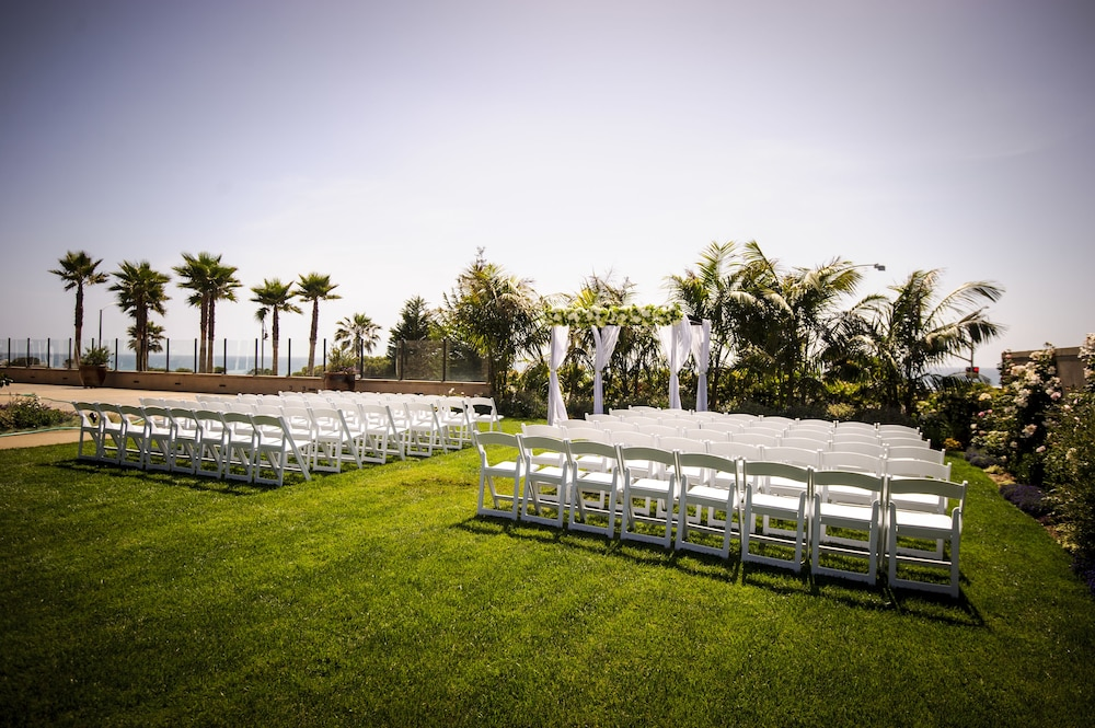 Outdoor Wedding Area, Cape Rey Carlsbad Beach, a Hilton Resort & Spa