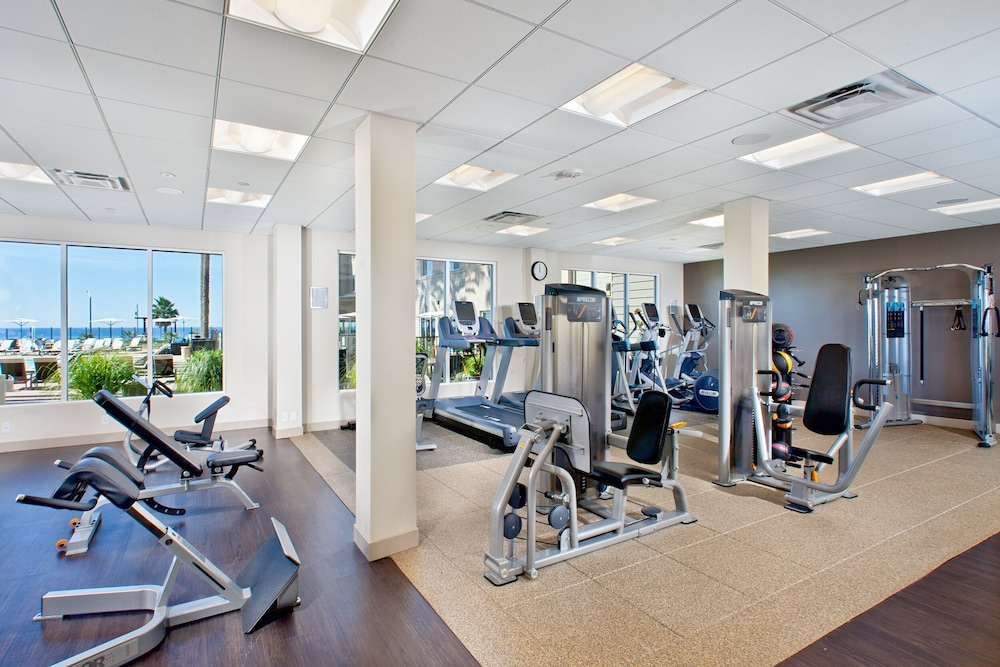 Fitness Facility, Cape Rey Carlsbad Beach, a Hilton Resort & Spa