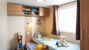3 Schlafzimmer, hochwertige Bettwaren, Select-Comfort-Betten