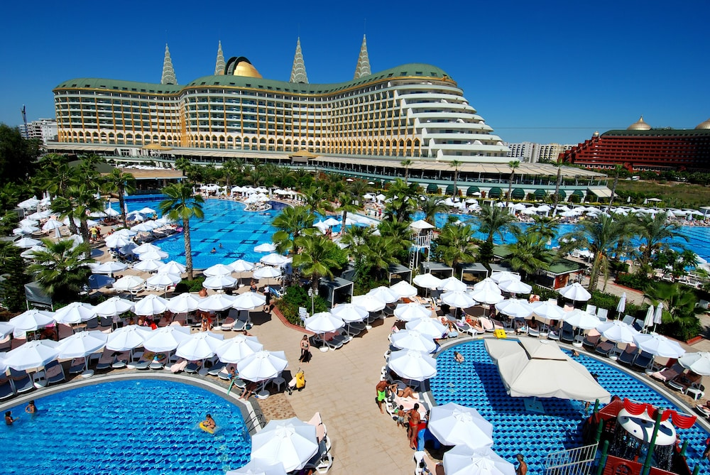 Delphin Imperial All Inclusive Antalya Hotelbewertungen 2019