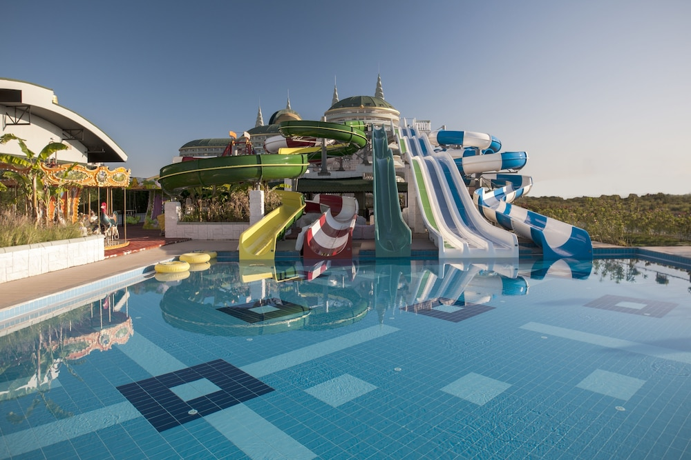 Waterslide, Delphin Imperial - All Inclusive