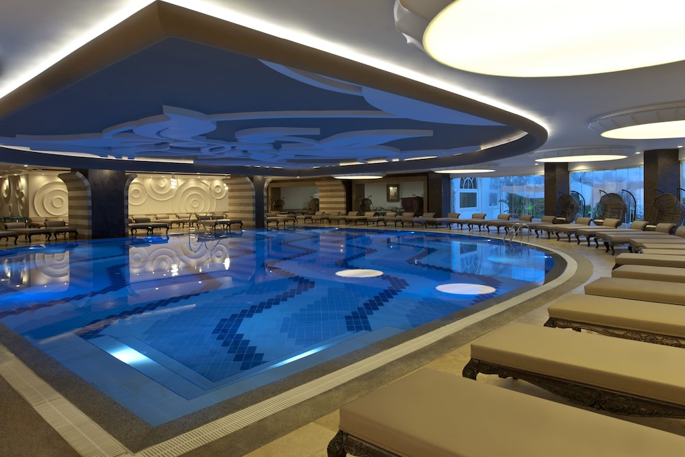 Indoor Pool, Delphin Imperial - All Inclusive