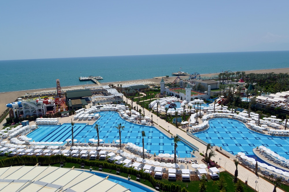 Outdoor Pool, Delphin Imperial - All Inclusive
