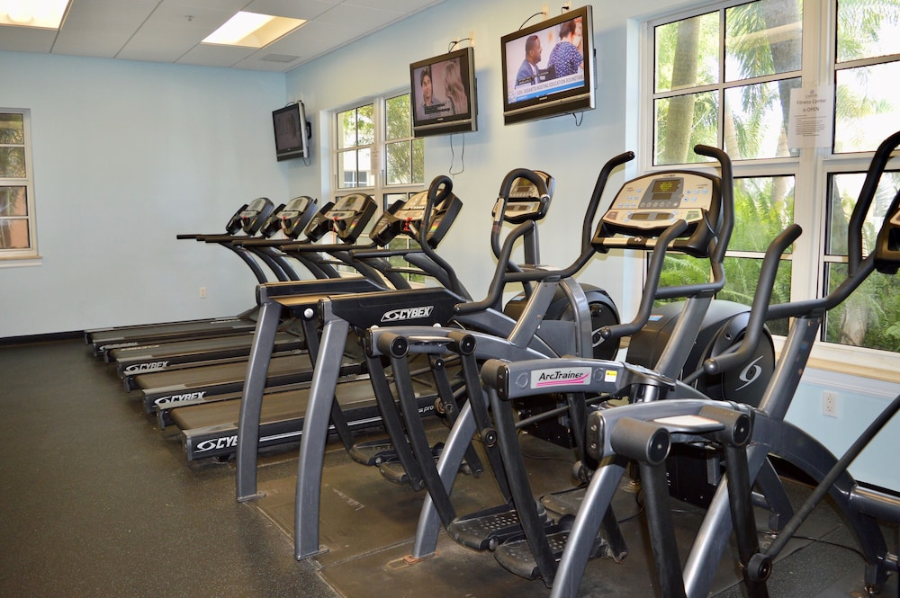 Gym, Harborside Suites at Little Harbor