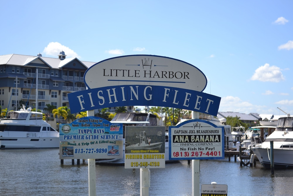 Fishing, Harborside Suites at Little Harbor