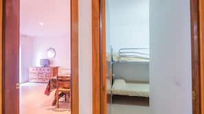 1 slaapkamer, babybedden, wifi, beddengoed