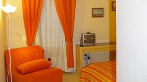 3 camere, copriletto in piuma, materassi Select Comfort