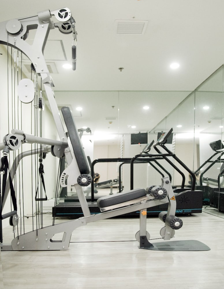 Gym, Oracle Hotel and Residences