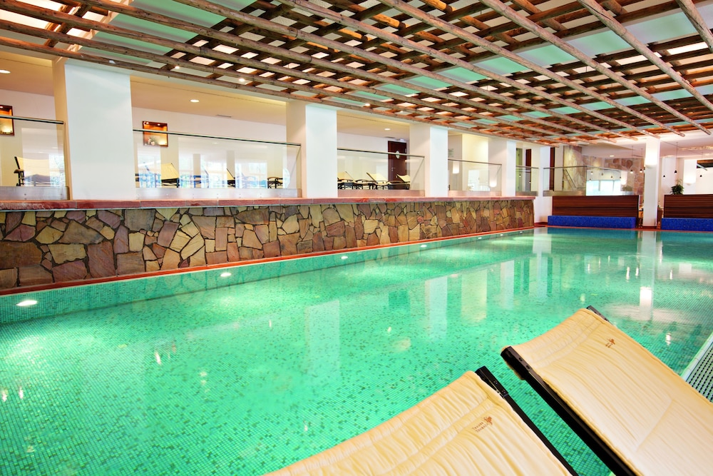 Indoor Pool, Traube Tonbach