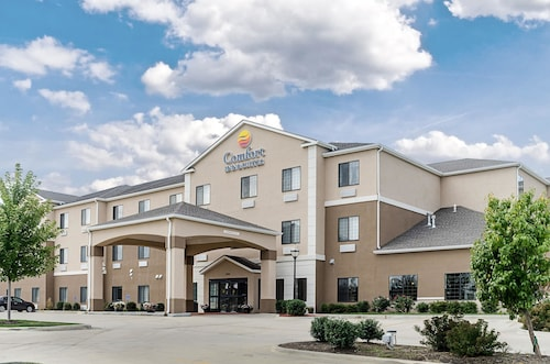 Great Place to stay Comfort Inn & Suites Lawrence - University Area near Lawrence