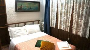 1 間臥室、設計每間自成一格、熨斗/熨衫板、免費 Wi-Fi