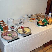 Morgenmadsbuffet