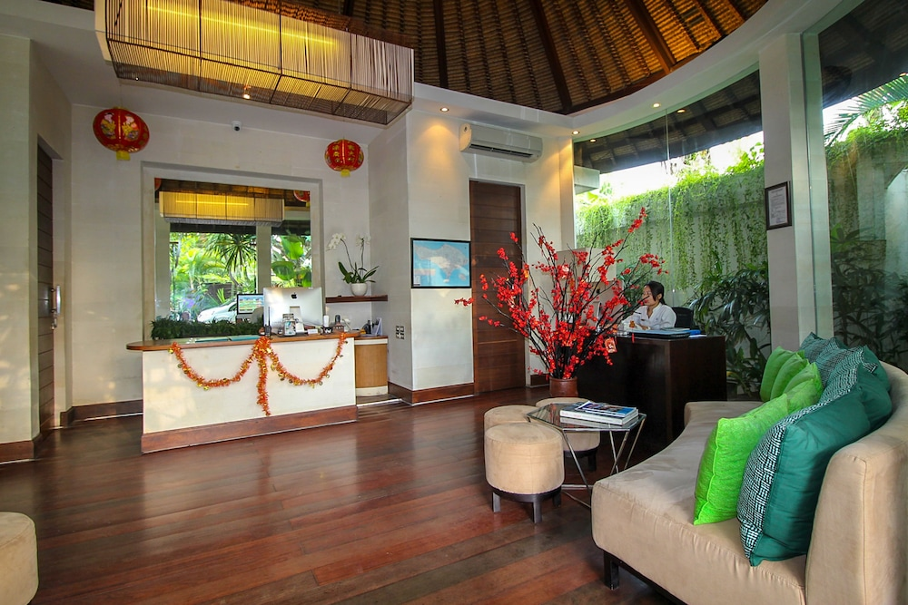 Concierge Desk, Chandra Bali Villas