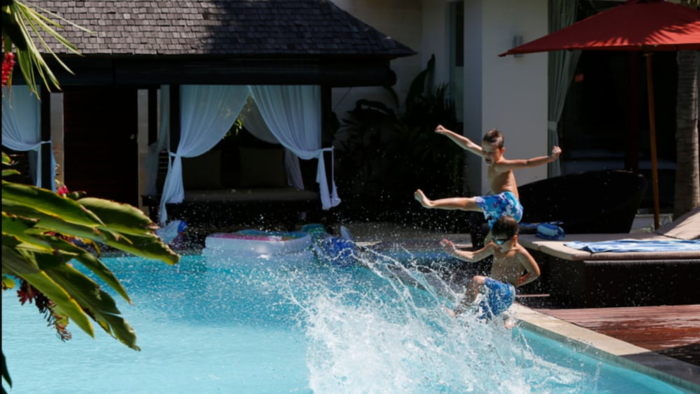 Outdoor Pool, Chandra Bali Villas